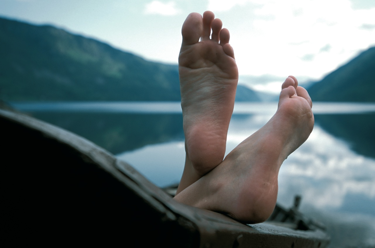 Hva er problemet med å kjede seg? Foto Innovasjon Norge/50 turer i Norge