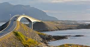 Nasjonale Turistveger, ved Atlanterhavsvegen. Foto: Odd Roar Lange