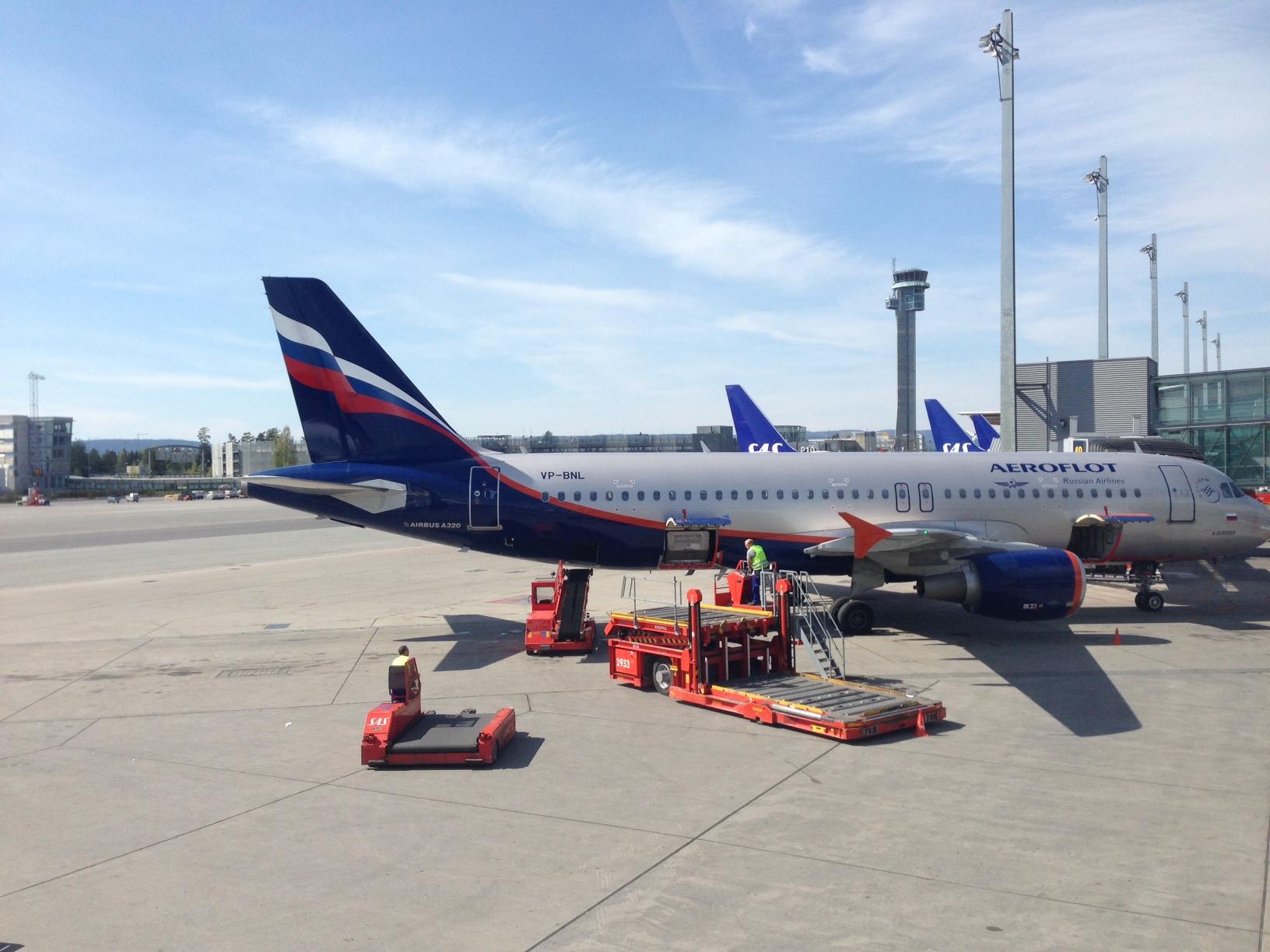 Er du klar for oppgradert plass på flyet? Foto: Odd Roar Lange