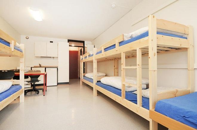 Fra Anker Hostel i Oslo. Foto: HotelsCombined