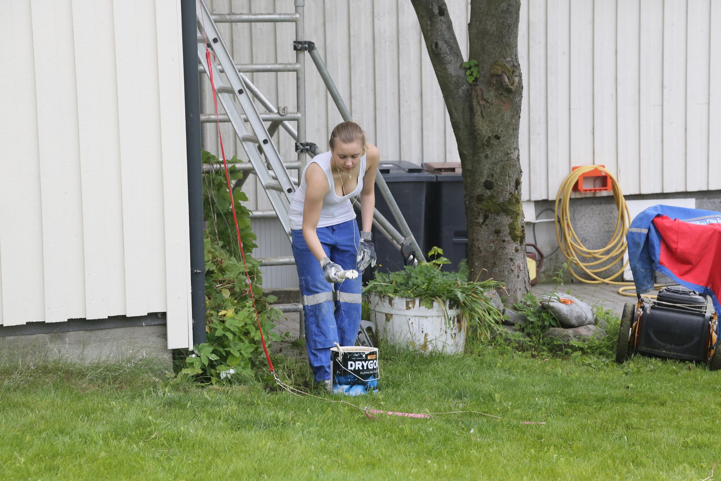 Regjeringen vil pusse opp norsk reiseliv. Det trenges mer enn et strøk maling. Foto: Odd Roar Lange