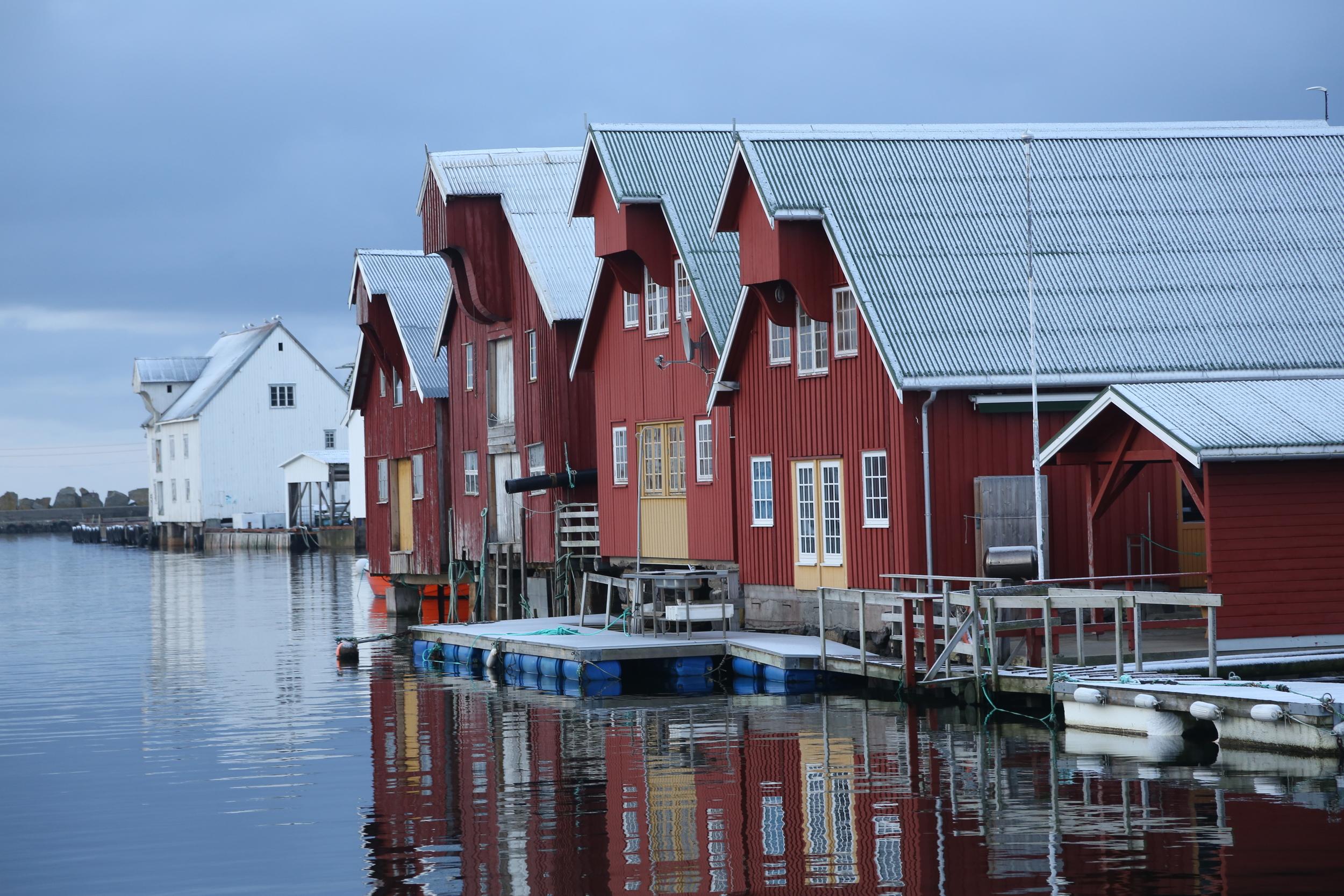 Fra Bud i Romsdal Foto: Odd Roar Lange