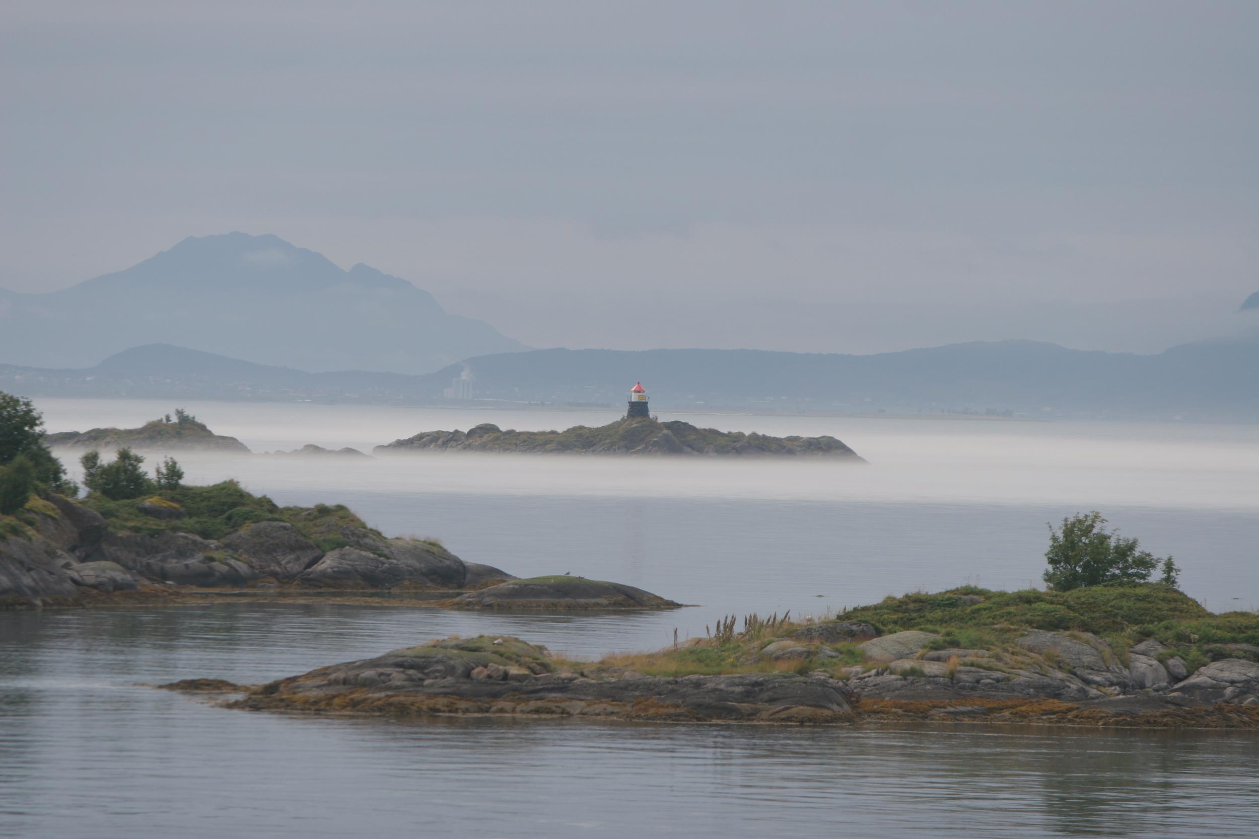 Stemningssfull kyst i Nord-Norge. Foto: Odd Roar Lange