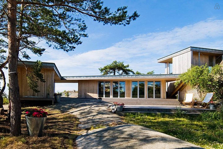 Flott hytte i Vestfold