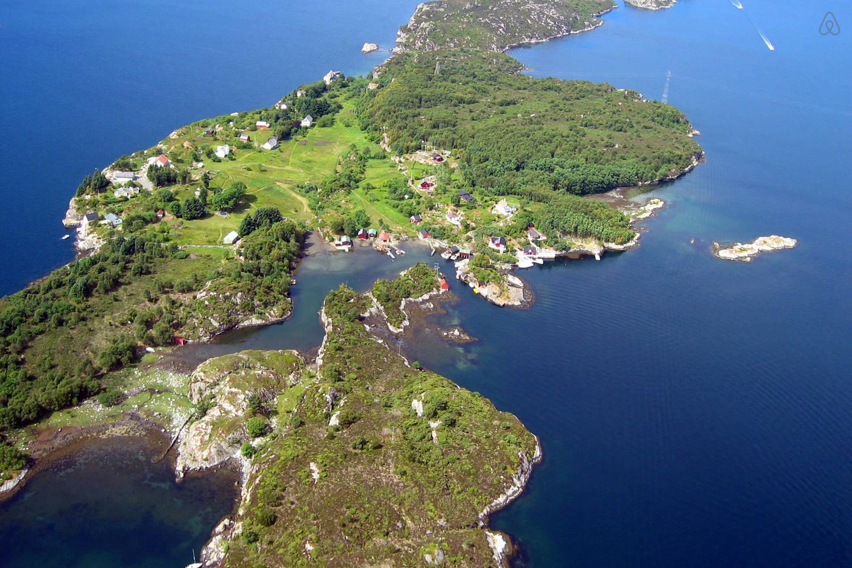 Ypsøy i Hordaland