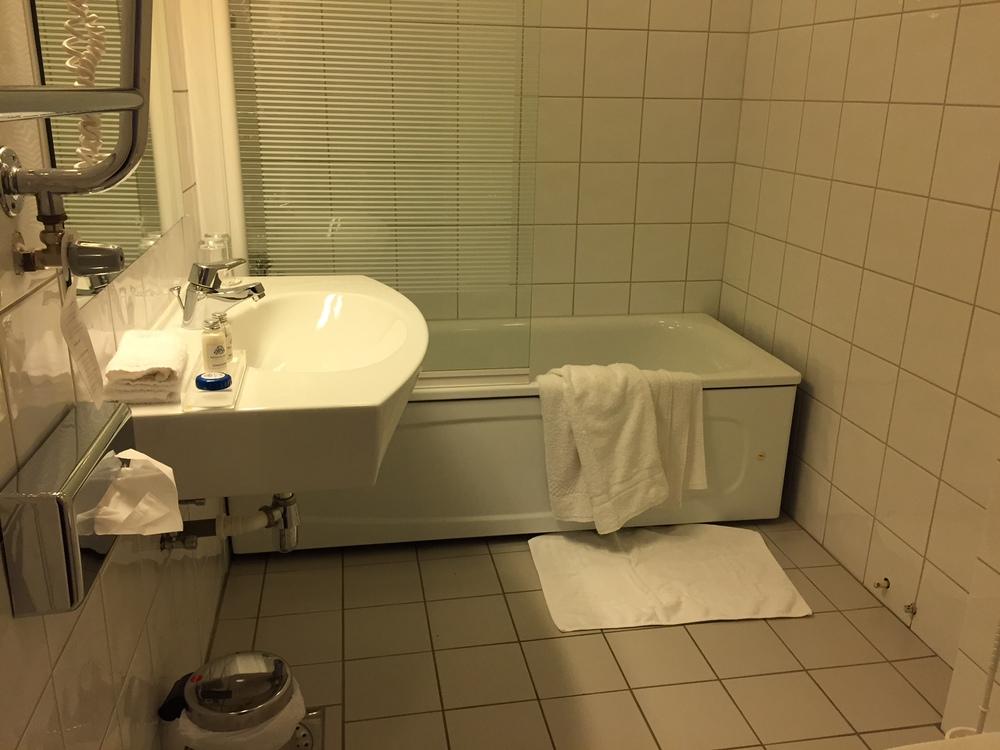 Forlat badet slik.                                         Foto: Odd Roar Lange