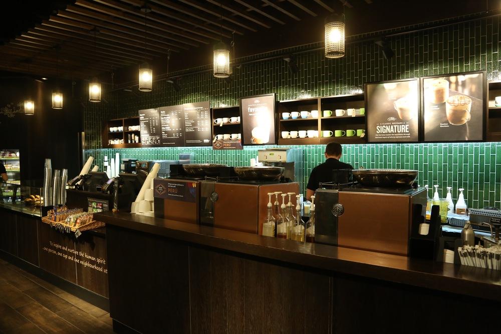 Starbucks-nettverket er kanskje nettverket du trodde det var. Men kanskje ikke...? Foto: Odd Roar Lange