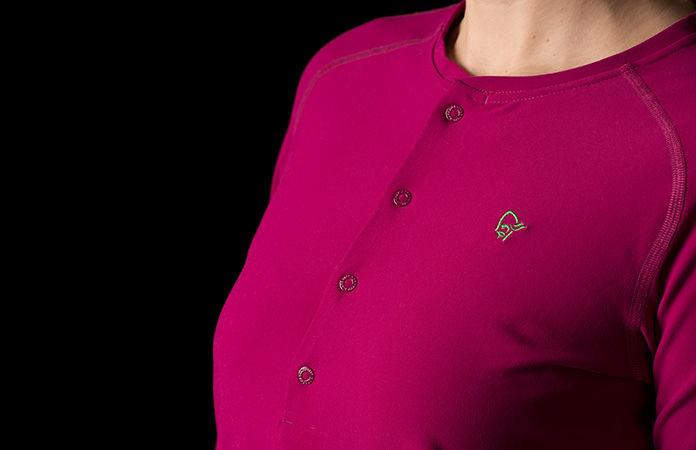 Norrøna endrer praksis for bruken av antibakterielle produkter i sine klær. Nå er det slutt på det. Foto: Norrøna