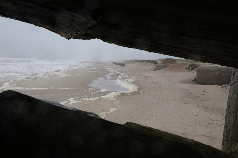 Det blåser og river i naturen. En ren nytelse. Foto: Odd Roar Lange