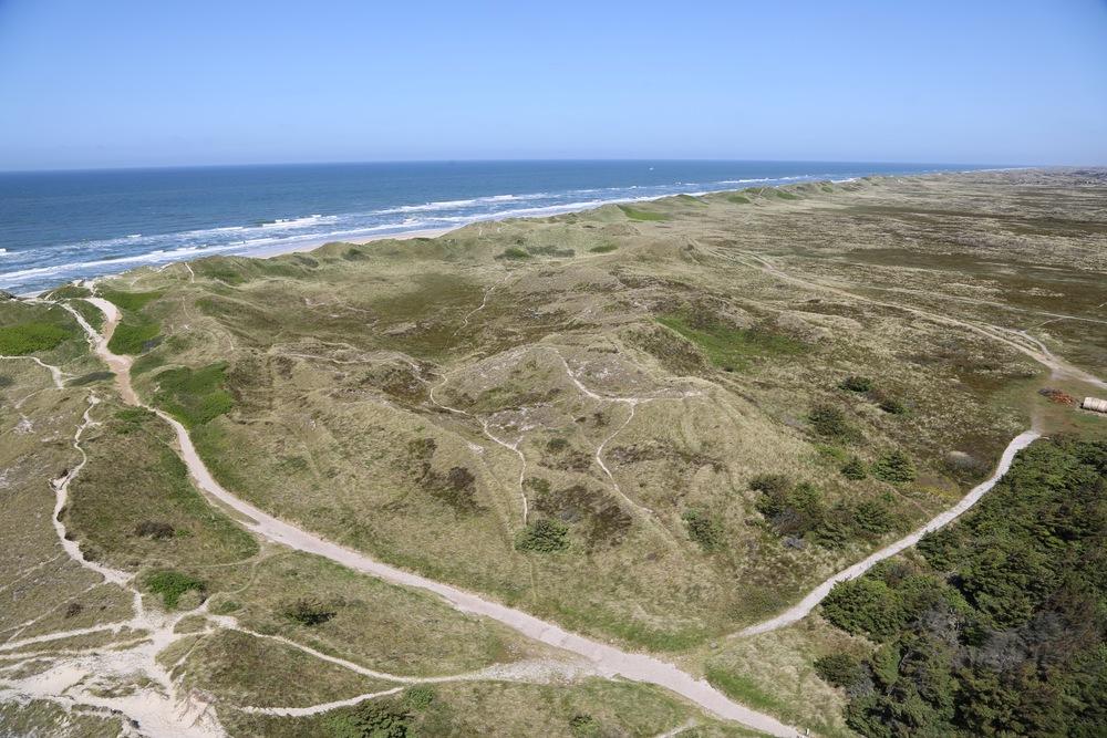 Denne utsikten er verd 228 trappetrinn. Foto: Odd Roar Lange