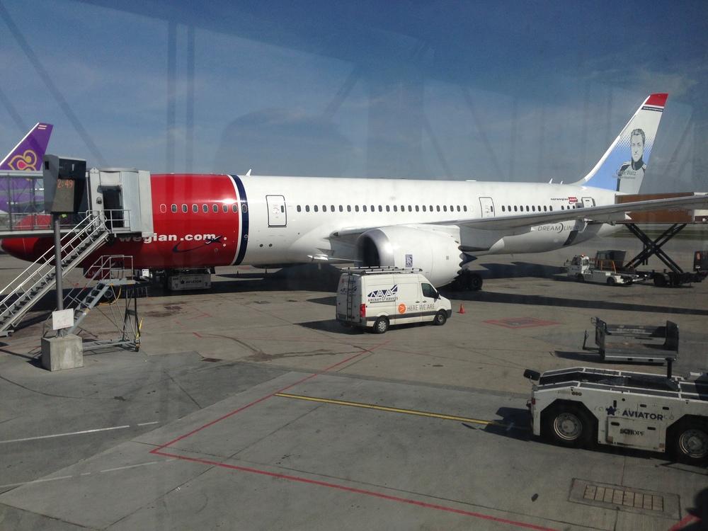 Dersom du flyr med Norwegian så er du godt vant med ulike gebyrer.            Foto: Odd Roar Lange