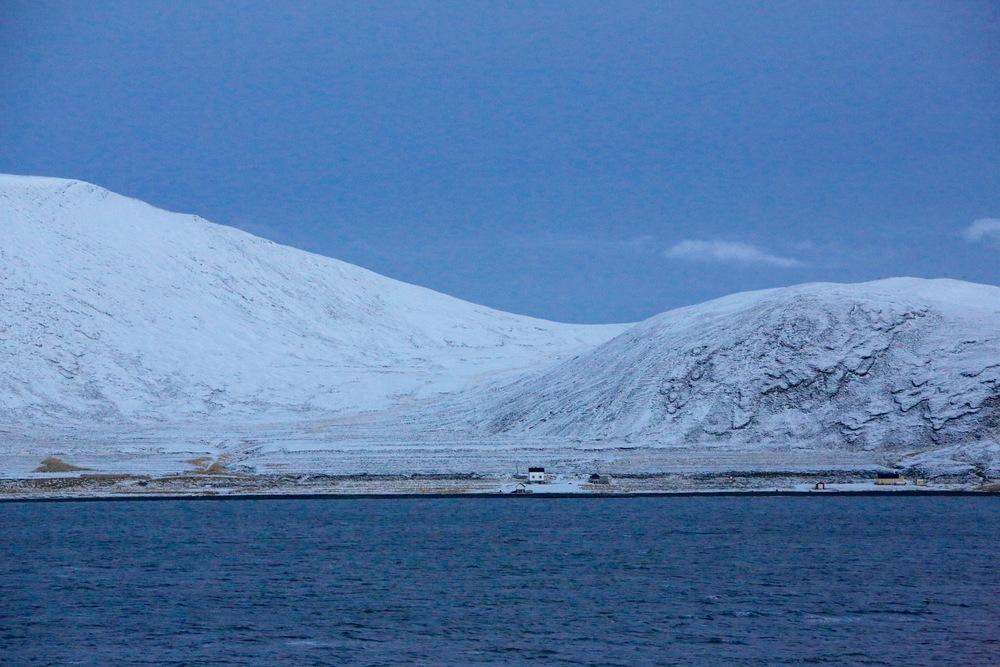 Deler av Kyst-Norge trues av fraflytting. Ta gjerne med deg et kart slik at du kan følge med på hvor du er på reisen. Foto: Odd Roar Lange