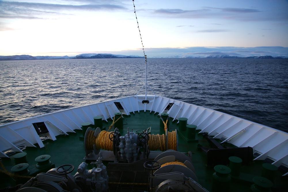 Reise med Hurtigruten - nå er det din tur.                           Foto: Odd Roar Lange