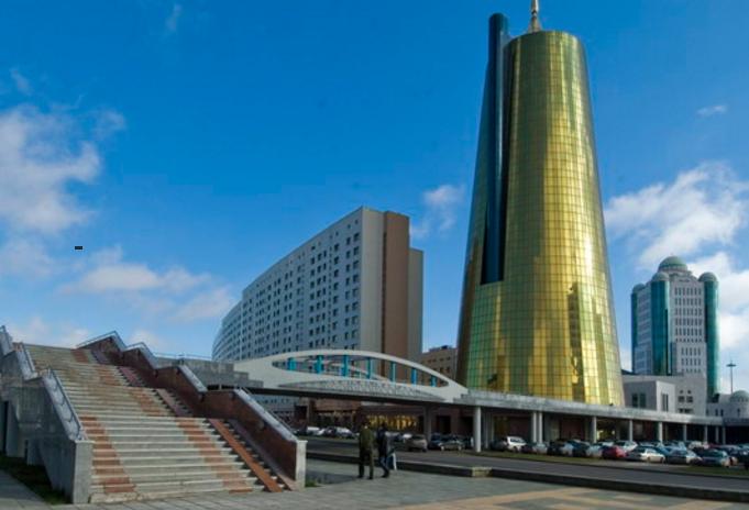 Bli med på besøk til Kasakhstan til sommeren.      Foto: Visit Kasakhstan