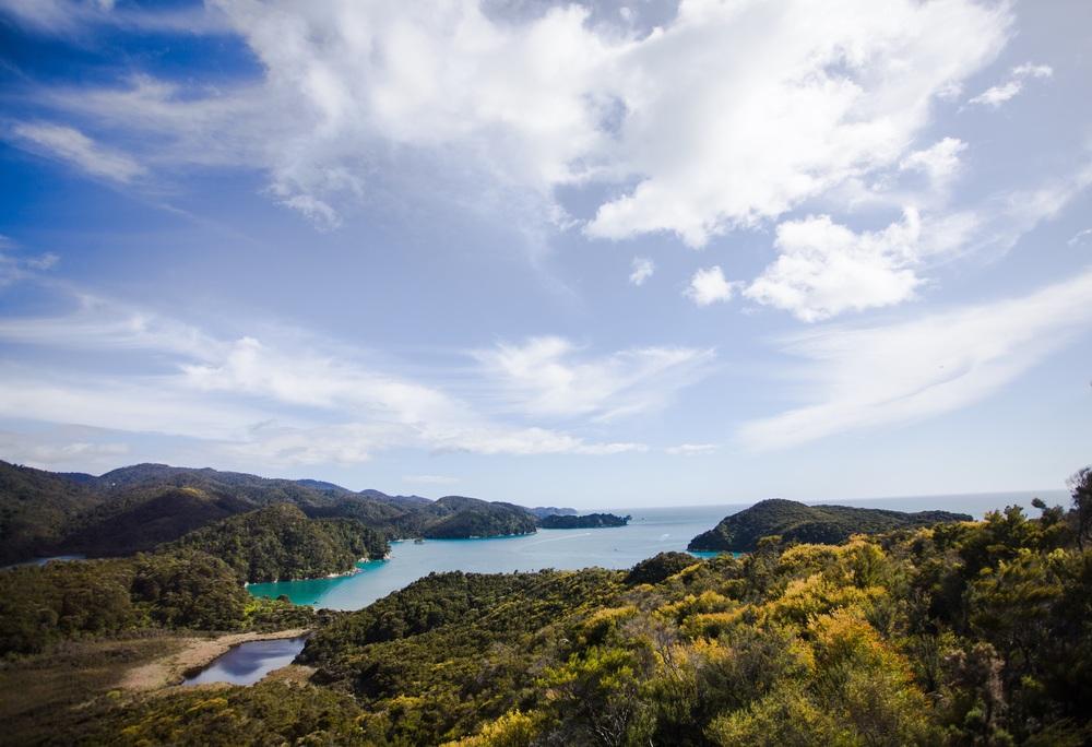 Abel Tasman-nasjonalpark.