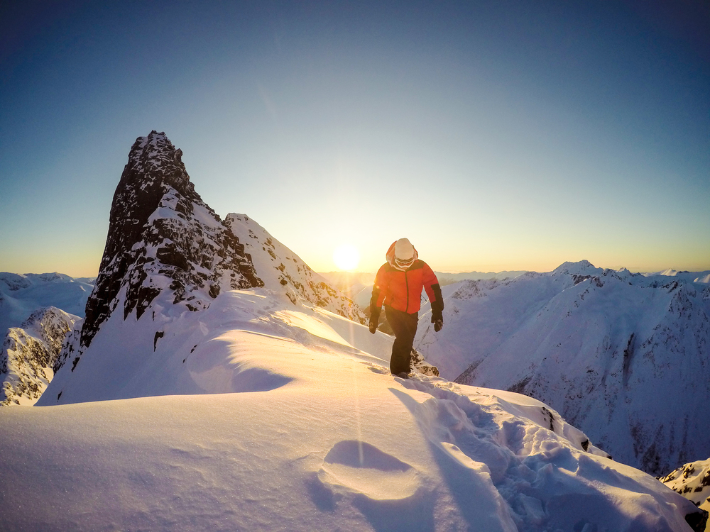 Vær kalr for nye fjellturer,        Foto: Tore Solhaug/Den Norske Turistforening