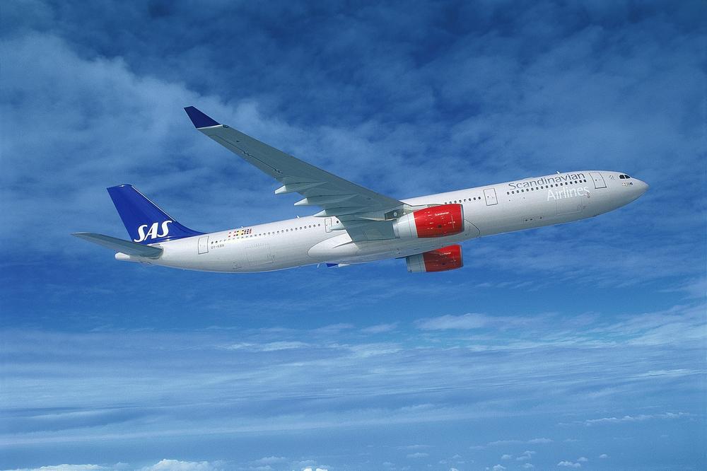 SAS starter flyruter mellom Stockholm og Los Angeles.                          Foto: SAS