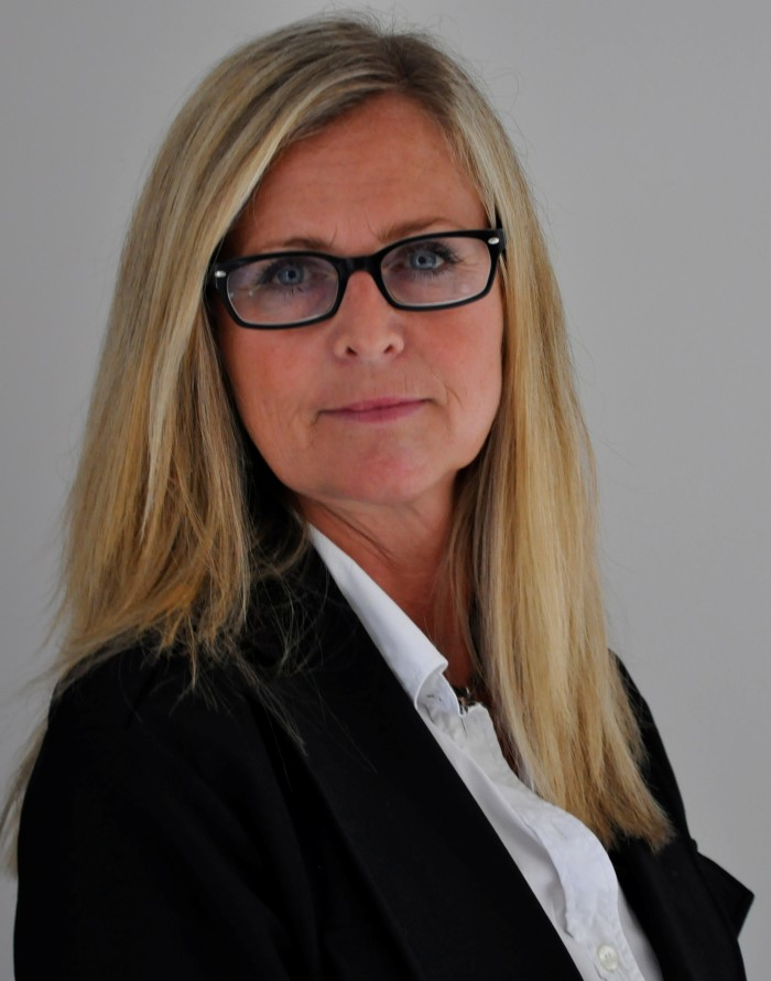 Kristin Male,     Foto: Norges Taxiforbund