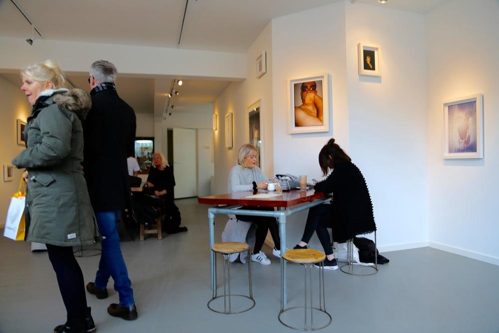 Trenger du inspirasjon? Ta med deg bloggen på kafe. Skriv der.   Foto: Odd Roar Lange