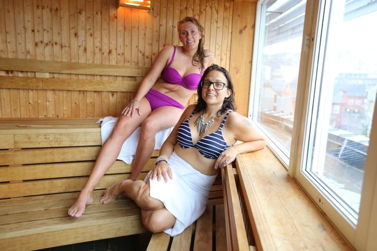 De gode opplevelsene står i kø i en av Norges triveligste byer.          Foto: Odd Roar Lange