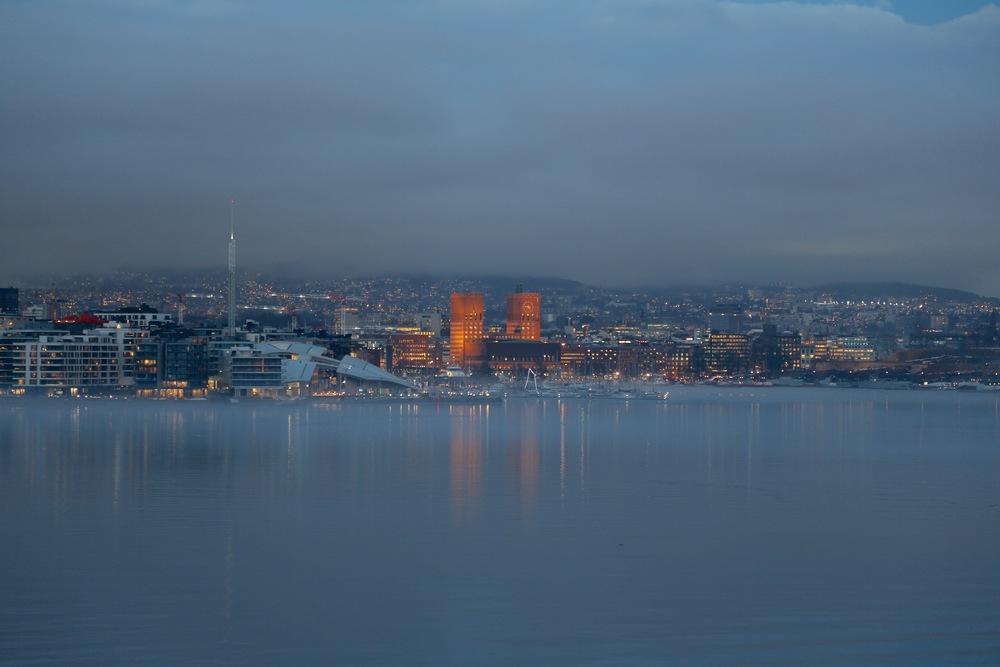 Velkommen til Oslo. Prøv også den luksuriøse siden.        Foto: Odd Roar Lange