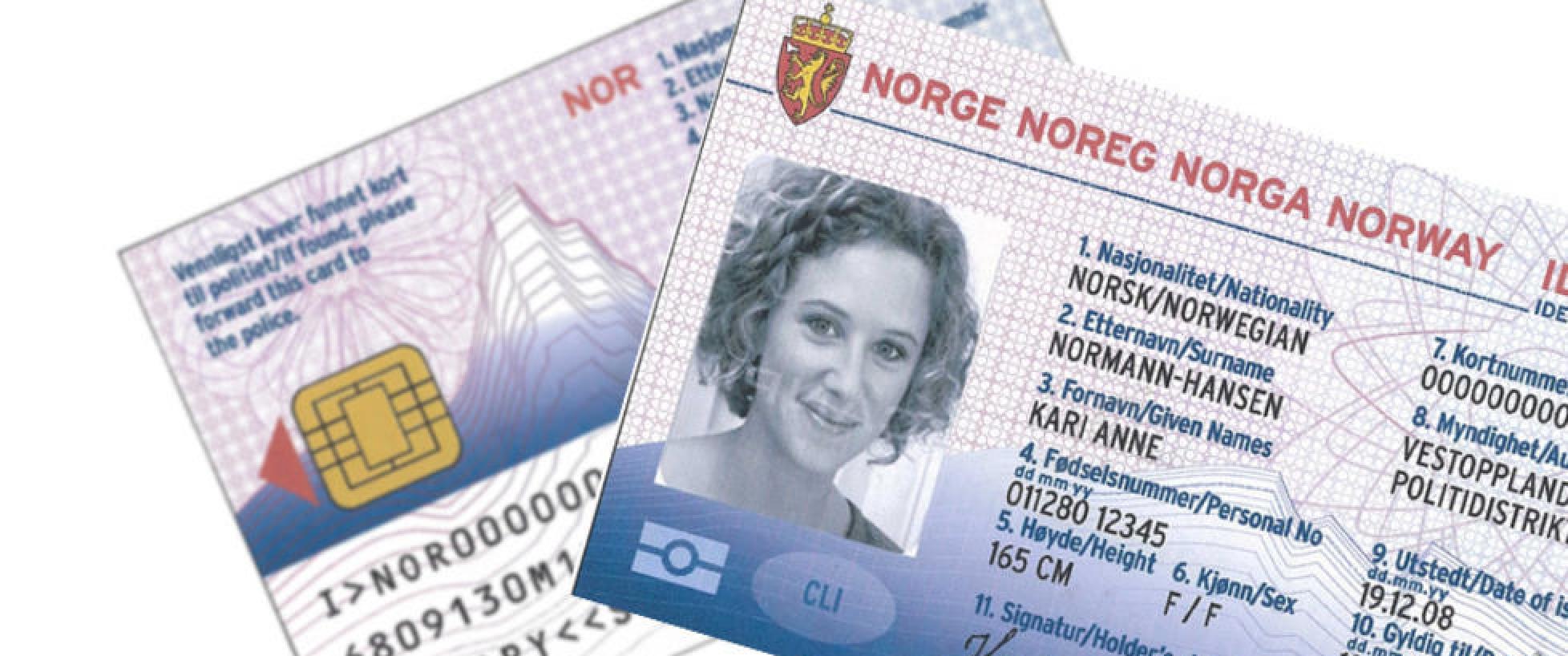 Slik Blir Kortet Som Overtar For Passet Ditt The Travel Inspector