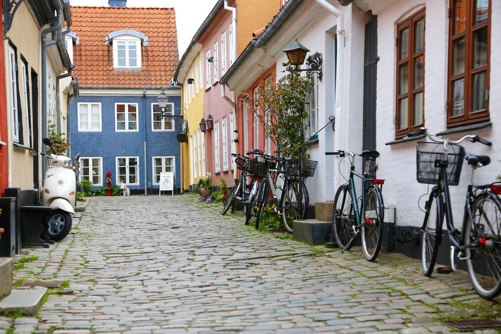 De trange smugene i Aalborg.                                 Foto: Odd Roar Lange
