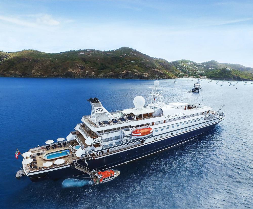 Hvordan oppfører man seg på luksuscruise med en yacht?               Foto: Seadream