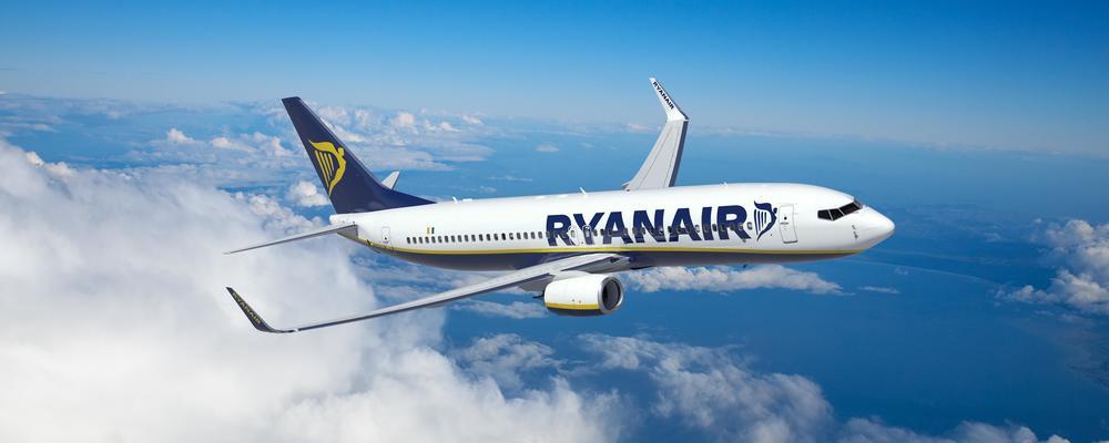 Det er klart for avgang med Ryanair. Men er det for siste gang fra Rygge? Foto: Ryanair