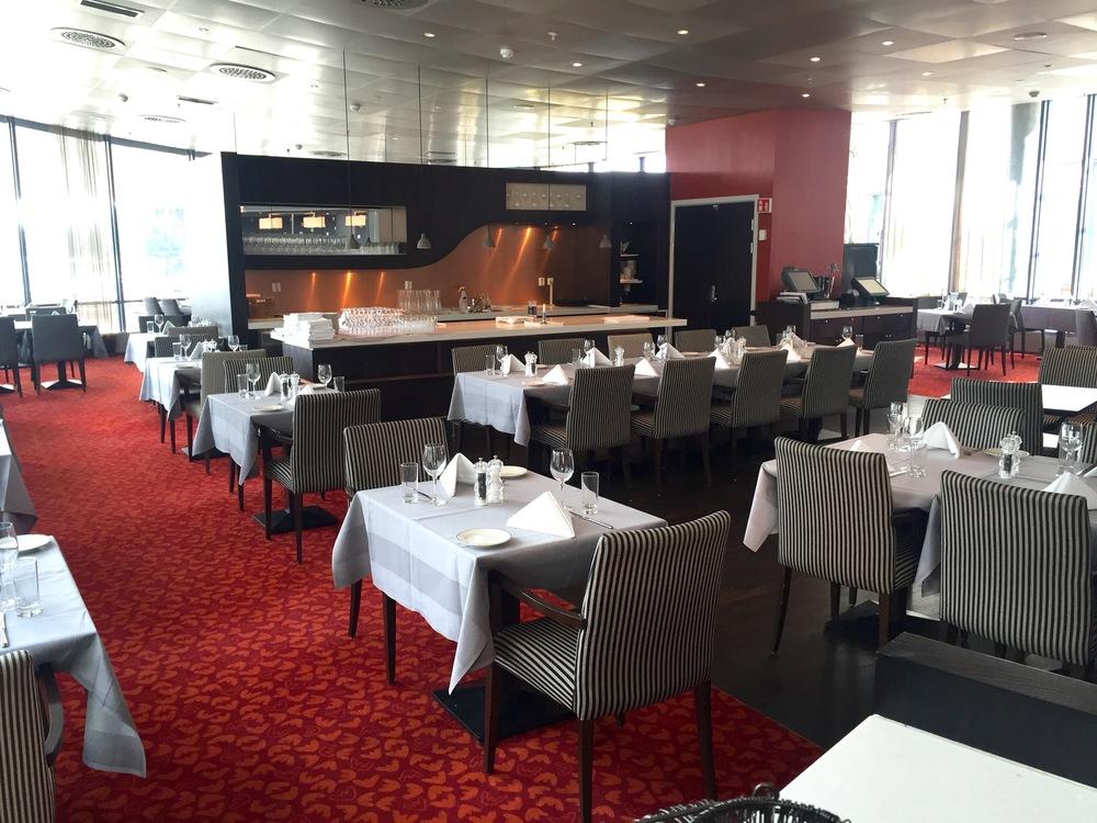 Restaurant-servitørene vil ikke godta den nye lønnsavtalen. Illustrasjonsfoto: Odd Roar Lange