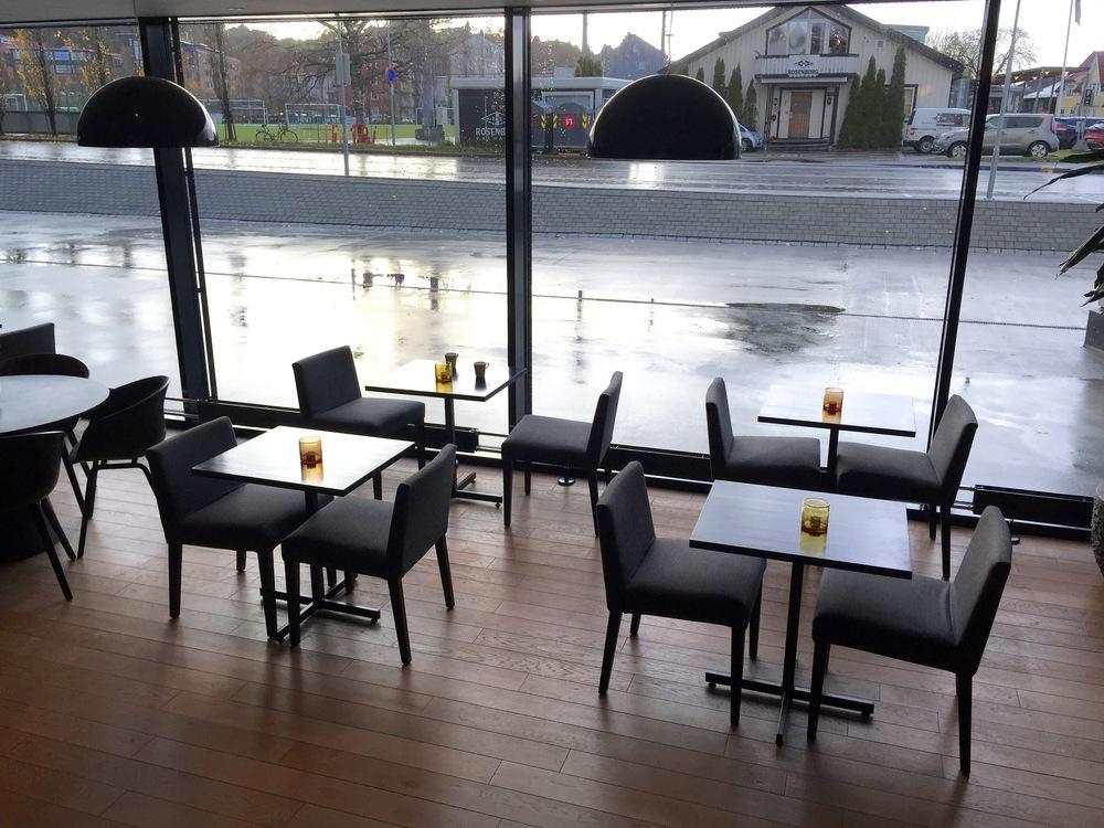 Det kan gå mot nye tomme bord ved hotell og restauranter i Sommer-Norge. Foto: Odd R.Lange