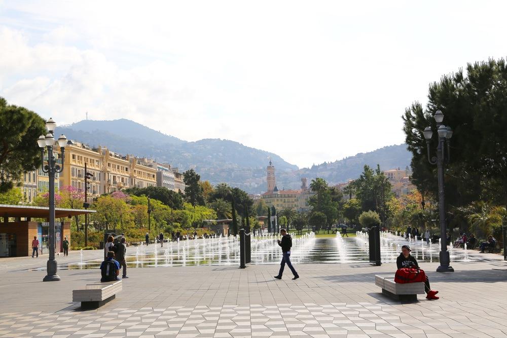 Er du klar for en storbyferie i Nice?                     Foto: Odd Roar Lange