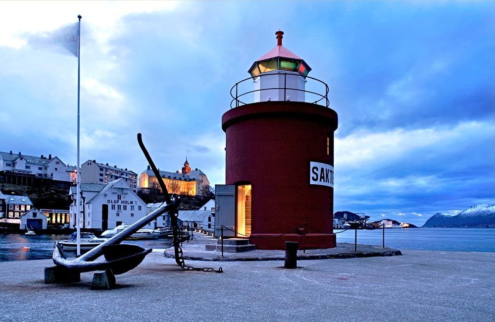 Ålesund er Møre og Romsdal fineste reiselivsby. Dra dit og se selv.  Foto: 62 Nord