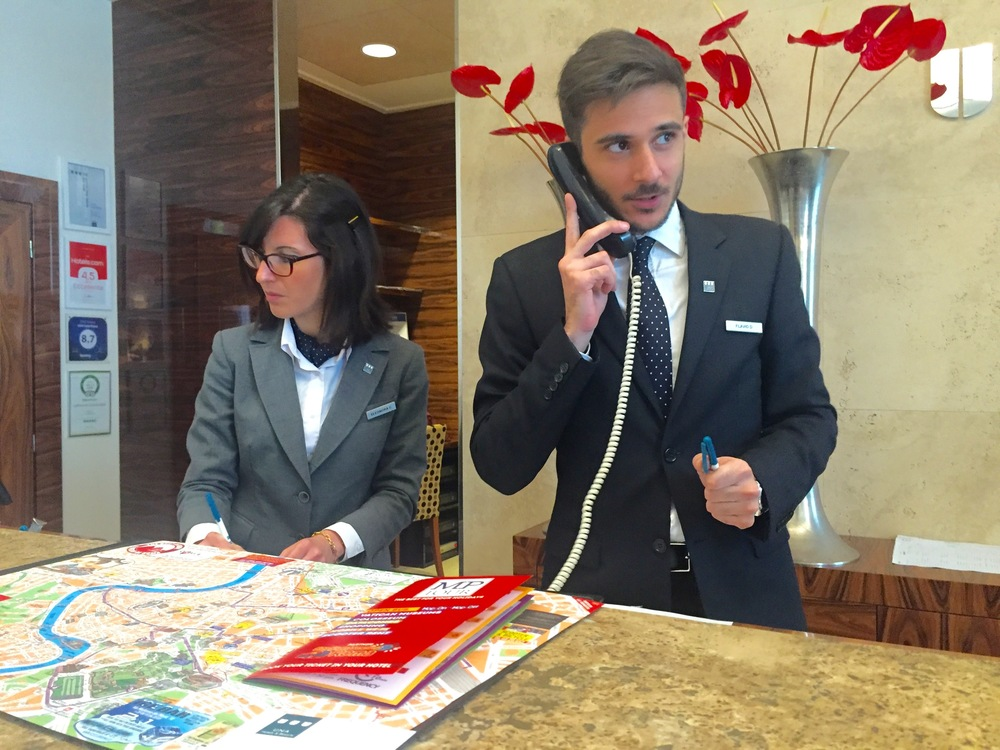 """Spør på hotellet hvilke uskrevne """"regler"""" som gjelder i det landet du besøker. Foto: Odd R.Lange"""