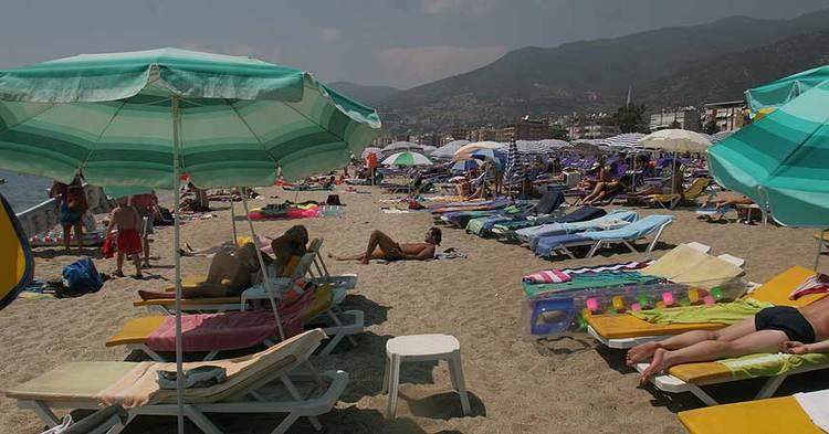 Velkommen til Tyrkia i sommer.                      Foto: Odd Roar Lange