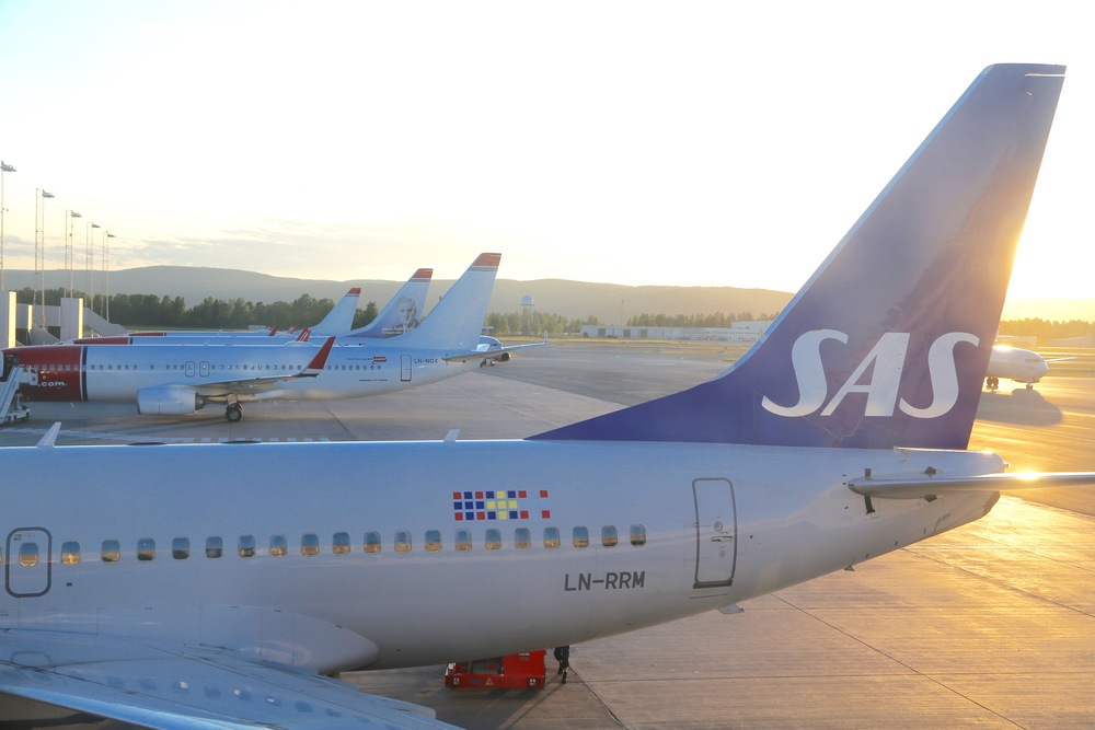 Hva mener du egentlig flyselskapet? Nå kan du synge ut - på Tripadvisor. Foto: Odd R. Lange