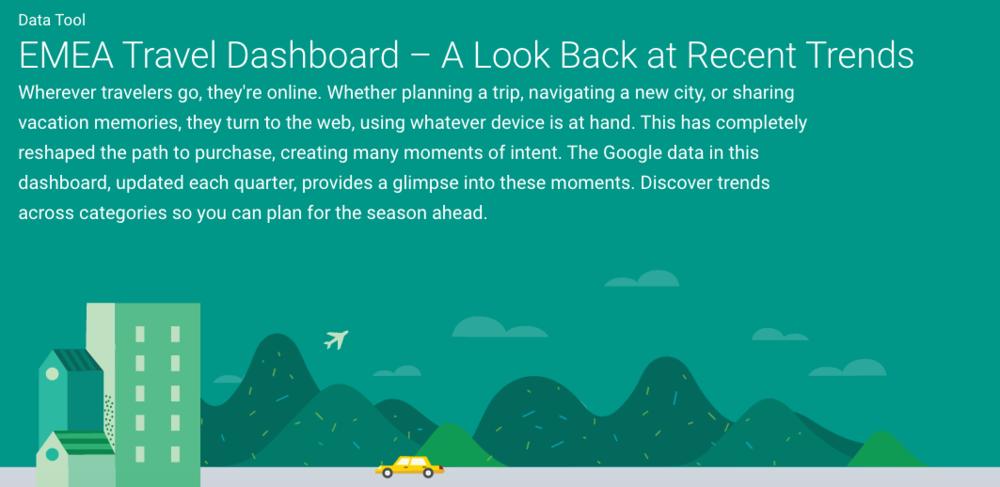 Nå kan du søke i Google reisedatabase helt gratis.