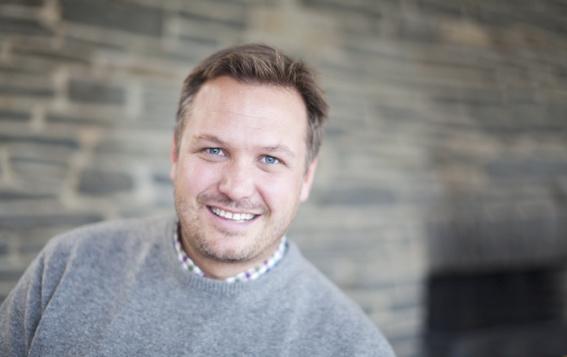 Mikael Forselius (42) er ansatt som ny hotelldirektør på Britannia Hotel i Trondheim. Foto: Reitangruppen