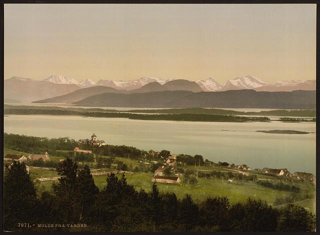 Hvor er dette bildet tatt i fra?                   Library of Congress/Thetravelinspector