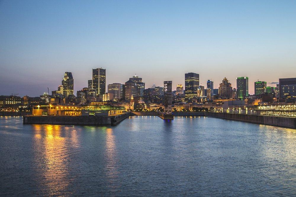 Er du klar for en tur til Canada og Montreal?