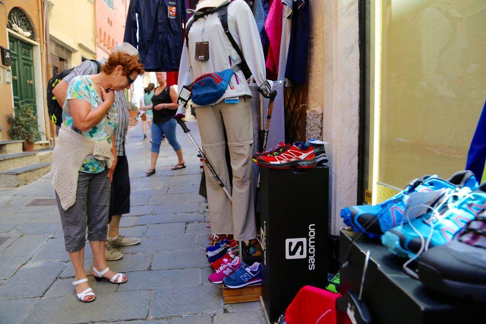 Handler du fornuftig når du i er på ferie?              Foto: Odd Roar Lange
