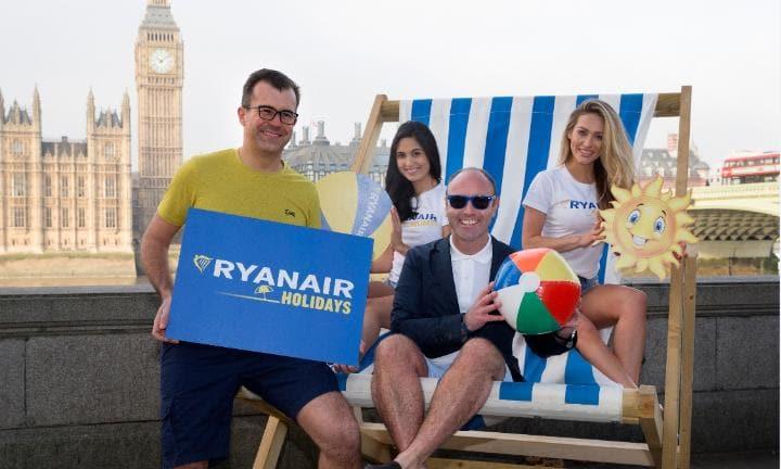 Er du klar for en billig ferie - med sterkt begrensede muligheter til å klage? Foto: Ryanair