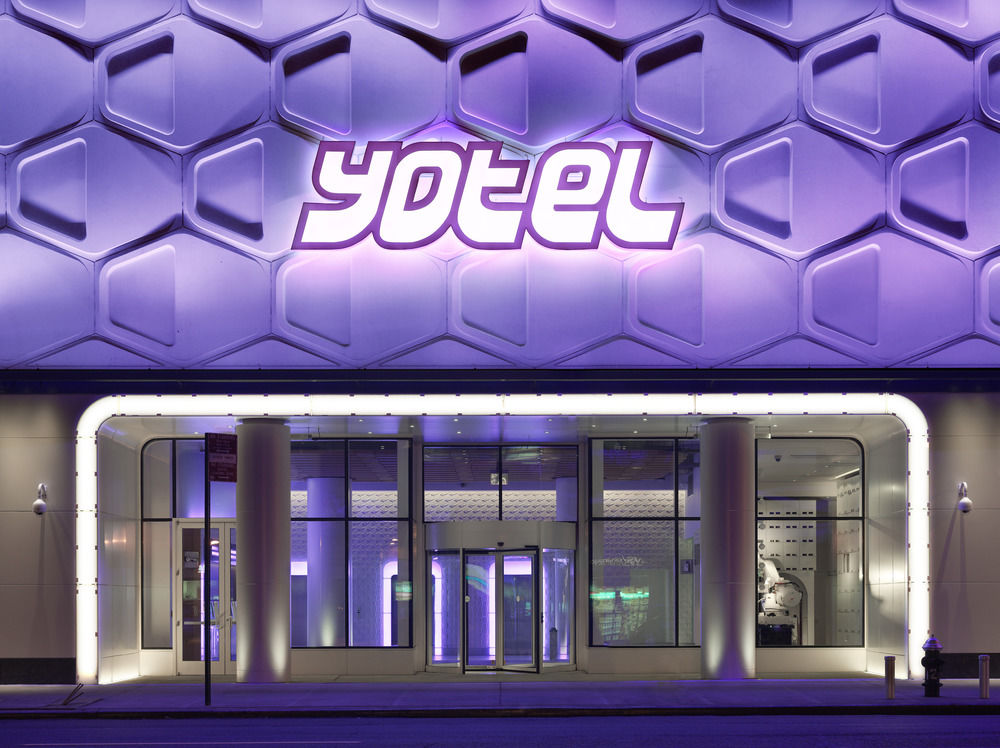 Yotel i New York.