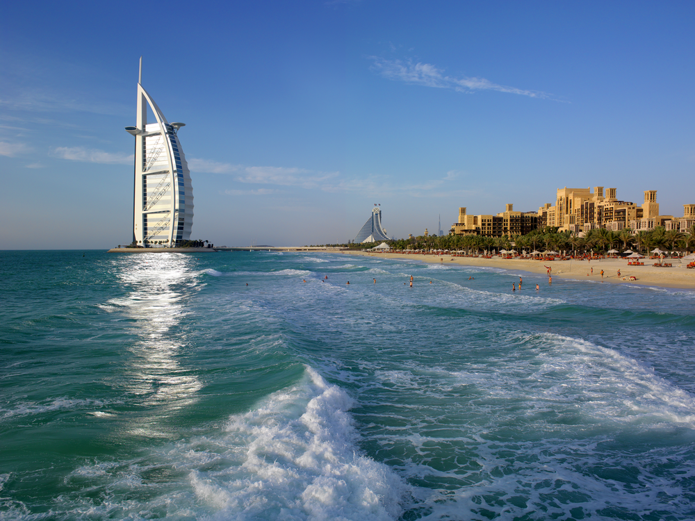 Vil du oppleve noe spektakulært så kan en reise til Dubai være tingen.