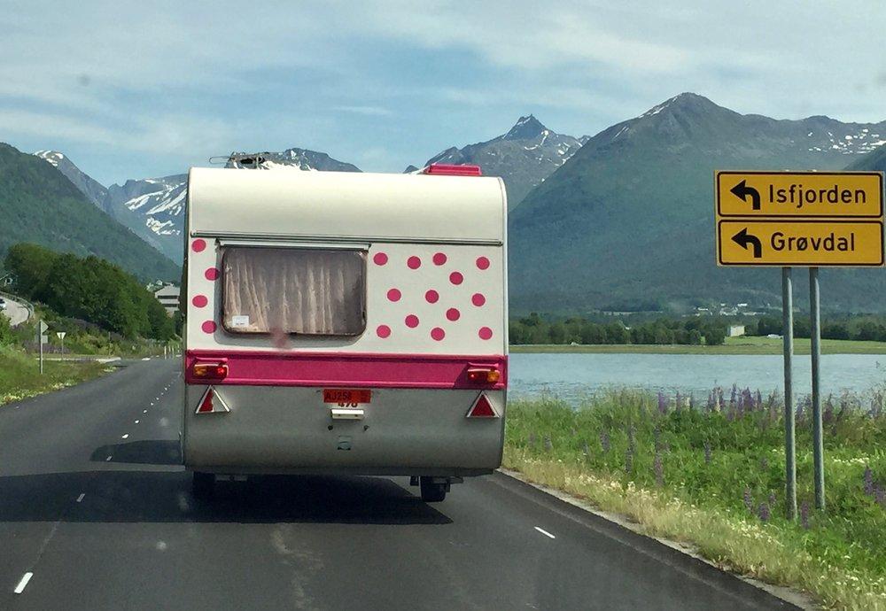 Turister på jakt etter gode opplevelser finner mange i Nordvest-Norge. Foto: Odd Roar Lange