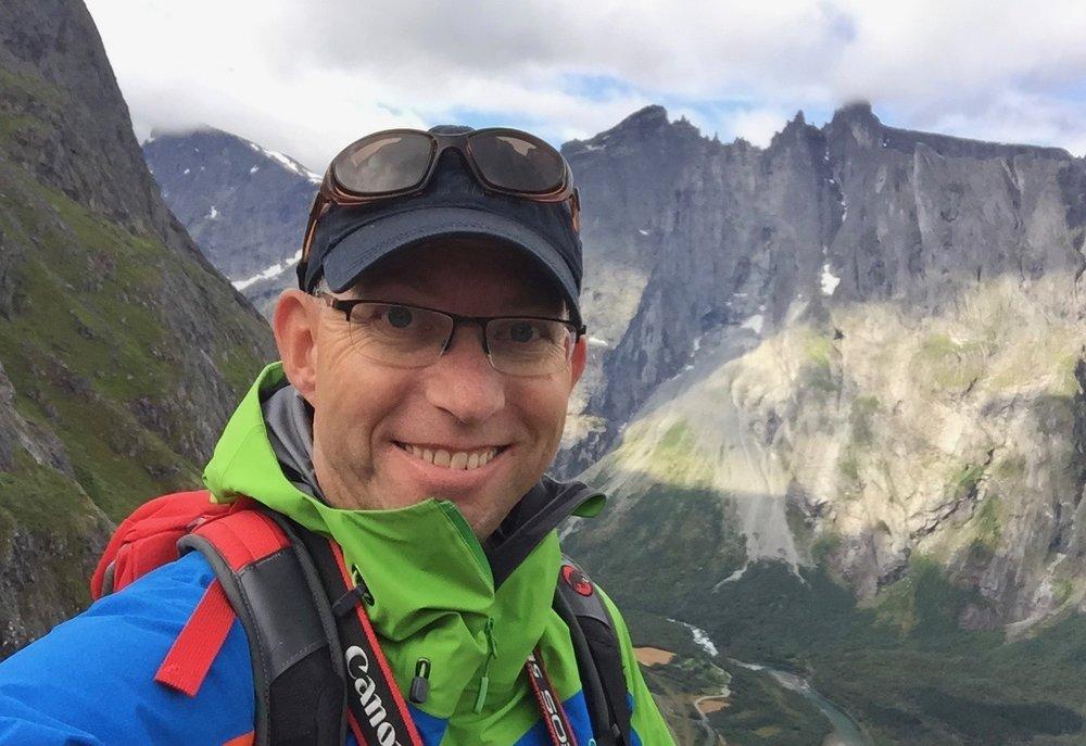 Rauma, her med Trollveggen i bakgrunnen, bør inn i et felles destinasjonsselskap for hele Møre og Romsdal mener jeg.