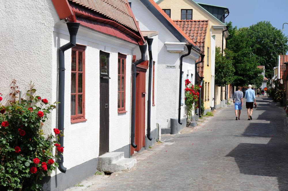 Velkommen til Gotland i sommer.               Foto:Rodrigo Rivas Ruiz/imagebank.sweden.se
