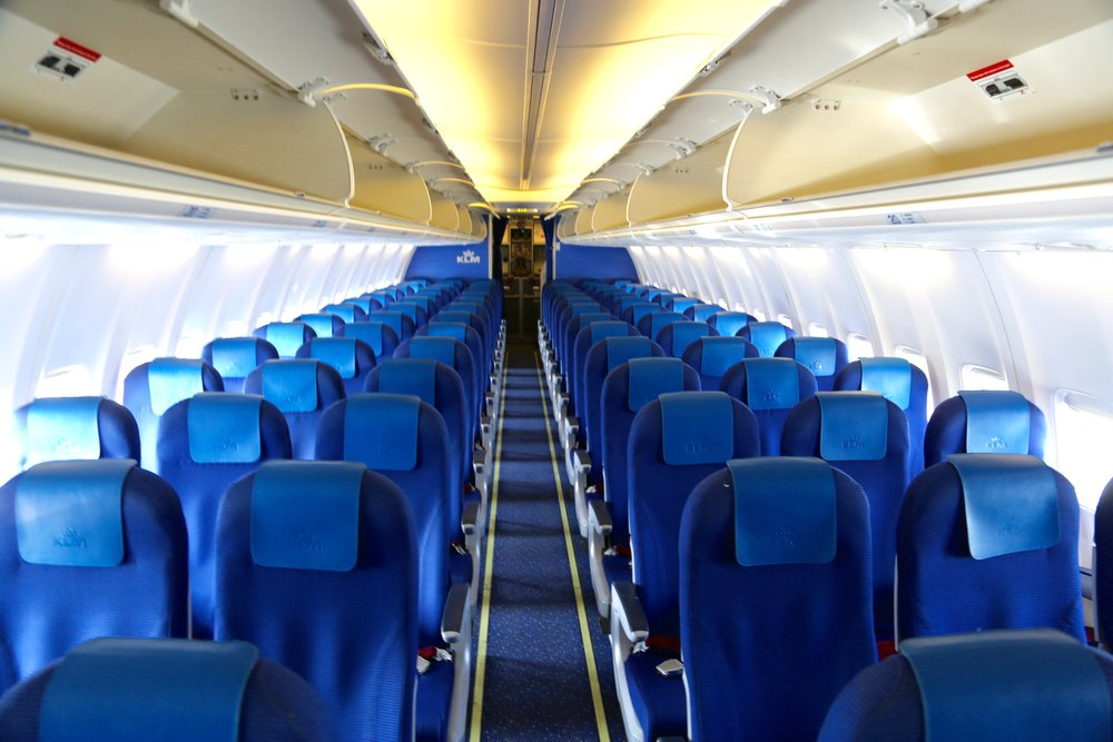 Gir du fra deg ditt sete på flyet så kan erstatningen bli nok til en skikkelig bra tur. Foto: Odd Roar Lange