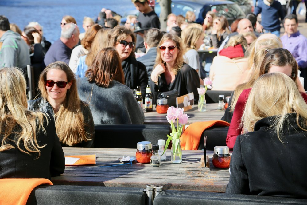 Er du klar for årets storbyferie?                               Foto: Odd Roar Lange