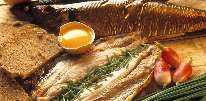 Slik kan det se ut, det gode smørbrødet.                   Foto: Destinasjon Bornholm
